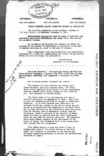 カイロ宣言 1943年12月1日 | 日...