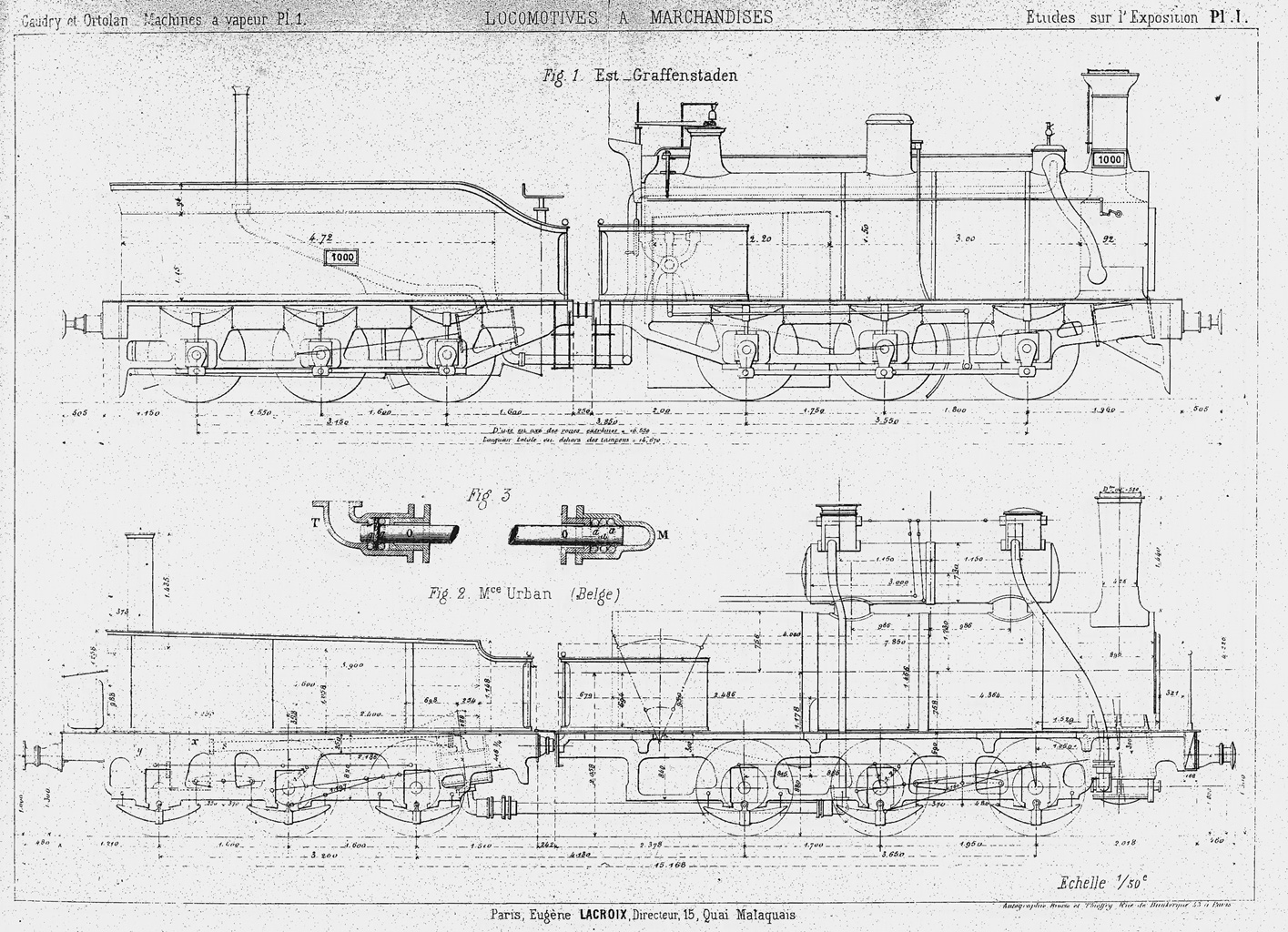 parts of a steam train
