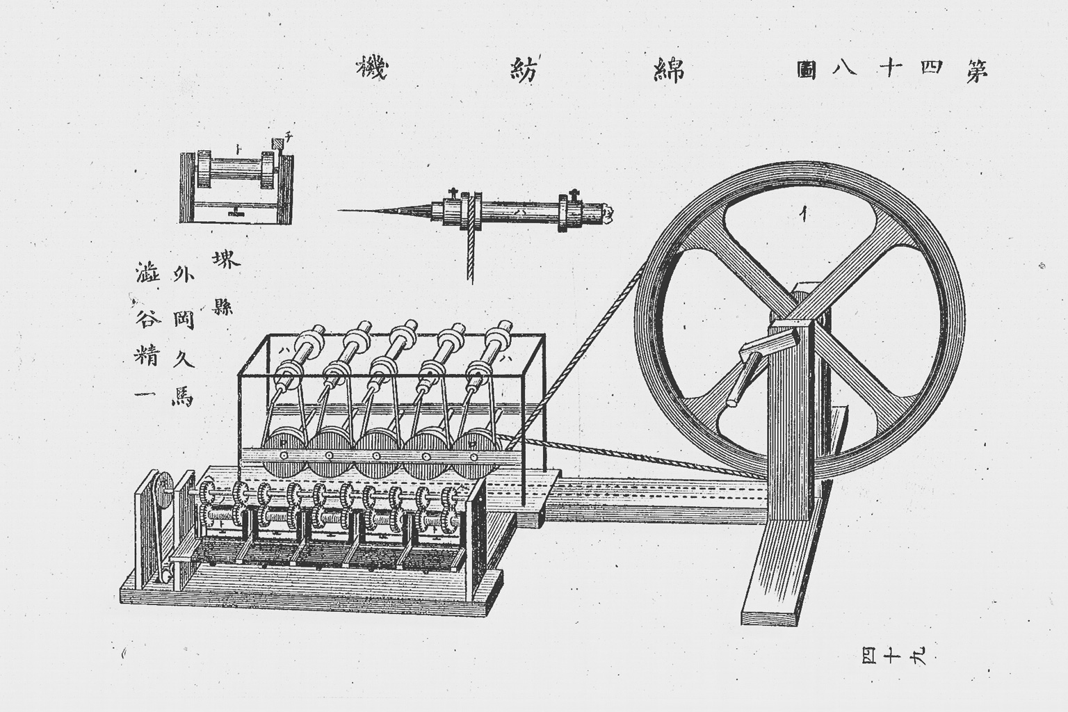 spinning cotton and machine Easy to spin cotton and where to find it most cotton is carded for machine spinning joan realized that what is good for machinery is not always the best for hand.