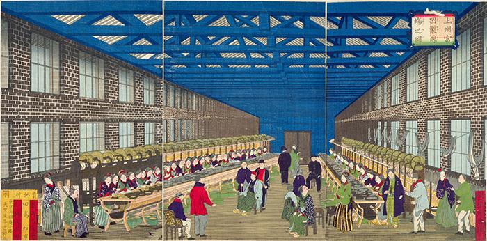 1. 大規模官営工場の建設 | 近代...