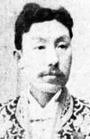 梅謙次郎の肖像