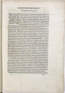Incunabula from Italy | Incunabula - Dawn of Western Printing