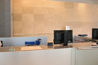 Picture: the Entrance Counter