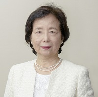 Portrait of Dr. Hanyu, Librarian of the National Diet Library