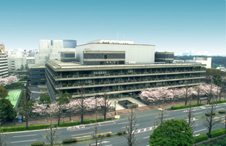 Picture: Tokyo Main Library
