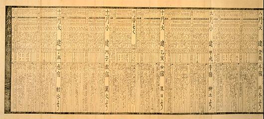 江戸から明治の改暦 | 日本の暦