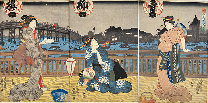 Ryogoku yusuzumi no kokei (Open in a new window)