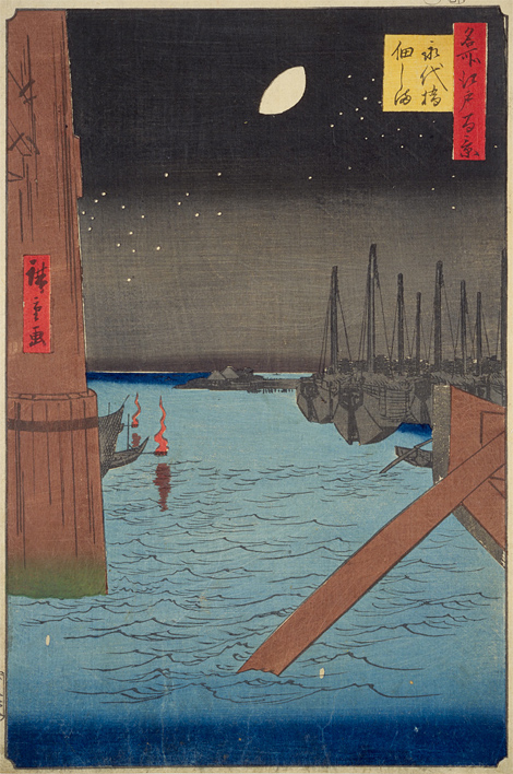 Eitai-bashi Tsukudajima (Open in a new window)