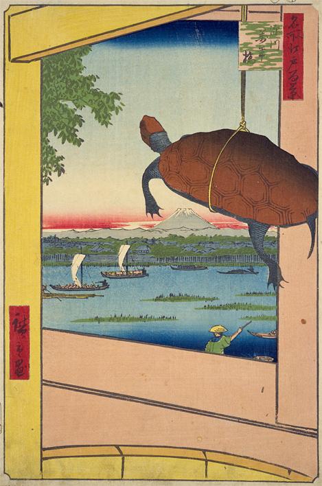深川万年橋 | 錦絵でたのしむ江...