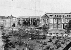 東京帝国大学 | 写真の中の明治...